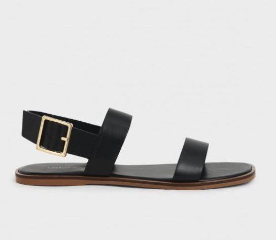รองเท้าแตะผู้หญิงสีดำ