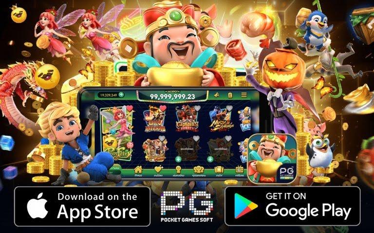 pg pocket games slot download