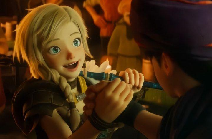 Dragon Quest Your Story (2019) มาสเตอร์